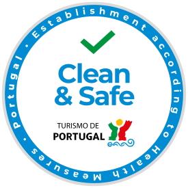 Estabelecimento Clean & Safe